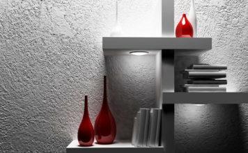 Pięć sposobów na nowoczesne oświetlenie mebli