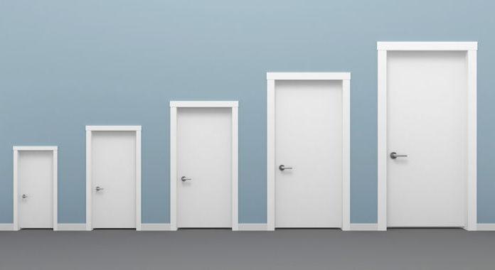 Jaki powinien być wymiar otworu na drzwi?