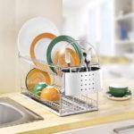 Przybory kuchenne, których nie może zabraknąć przy zlewozmywaku