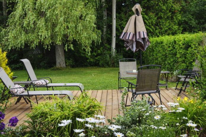 Prawidłowa koncepcja idealnego ogrodu