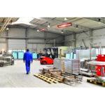 Ogrzewanie hal przemysłowych - jak nie zbankrutować?
