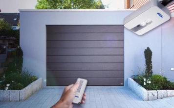 Jak dopasować napęd do rodzaju bramy garażowej?