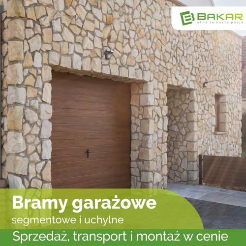 Bramy garażowe Bakar