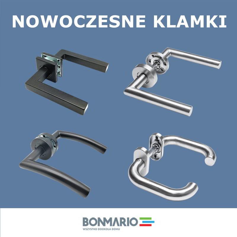 Klamki w sklepie internetowym bonmario.com